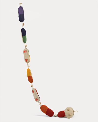 """Renate Müller, '""""Therapeutic Toy"""" Snake', 1989/2010"""