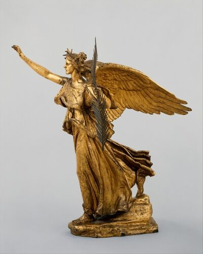 Augustus Saint-Gaudens, 'Victory', 1892–1903