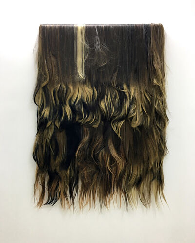 Hiva Alizadeh, 'Untitled (brown)  ', 2020