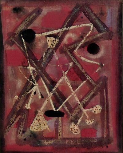 Willy Boers, 'Nachtschaduw (Night Shadow)', 1948