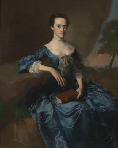 John Singleton Copley, 'Portrait of Sarah Prince Gill', 1764