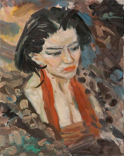 Ni Jun, 'Oil on canvas 布面油画', 2019