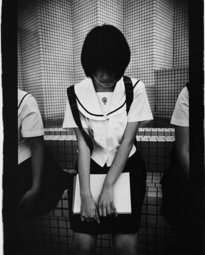 Anders Petersen, 'Okinawa, Japan (school girl)', 2000