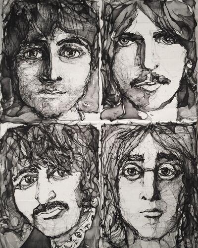 Lucine Visions, 'The Beatles: White Album', 2016