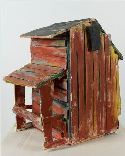 Beverly Buchanan, 'Harnett County Shack', 1988