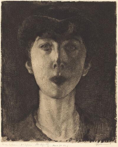 Albert Besnard, 'Queen Elisabeth of Belgium (La Reine Élisabeth de Belgique)', 1917