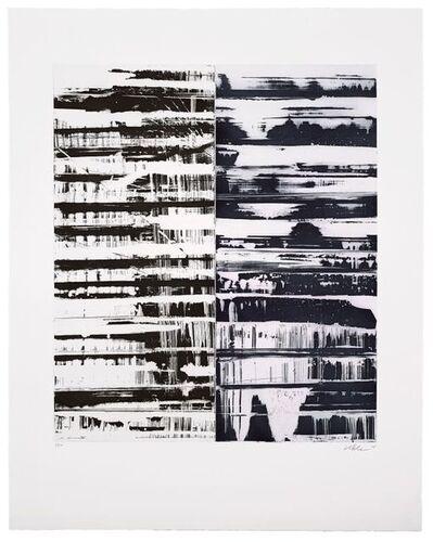 Koen Delaere, 'Brooklyn Waterfront-Blue', 2015