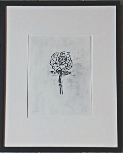 Donald Baechler, 'Untitled (Rose)', 2015