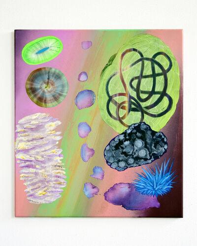 Simone Albers, 'Substance V', 2018