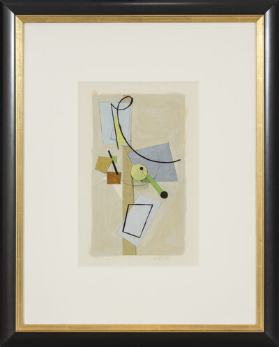 Lee Krasner, 'Untitled (Gouache No.1)', 1941