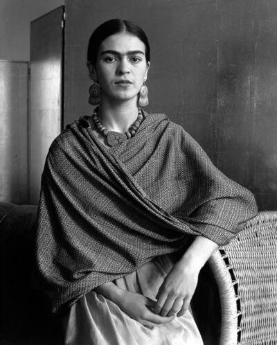 Imogen Cunningham, 'Frida Kahlo Rivera, Painter and Wife of Diego Rivera, 1931', c. 1979-2001