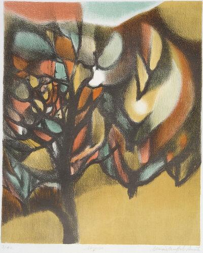 Bernard Brussel-Smith, 'Noyers', 1969