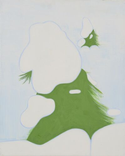 David Humphrey, 'Little Tree ', 2003