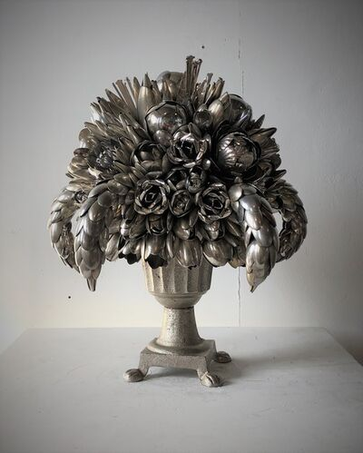 Ann Carrington, 'Silverstrum', 2020
