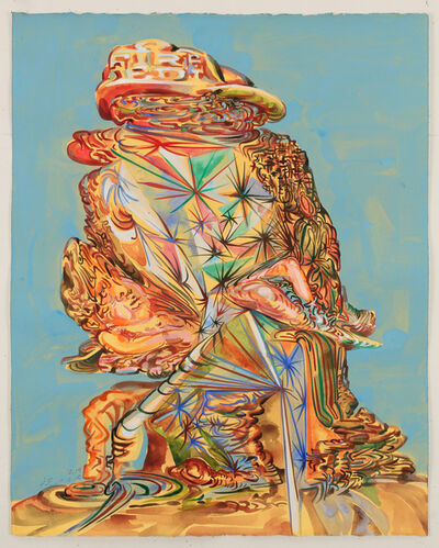 James Esber, 'Untitled (Fireman with Small Boy)', 2015