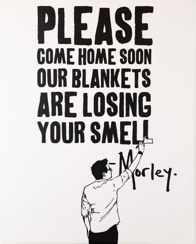 Morley, 'Come Home Soon', 2018