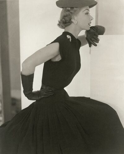 Horst P. Horst, 'Lisa Hat and Gloves', 1951