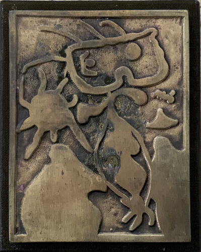 Joan Miró, 'XX Siecle No 4, 1938', 1938