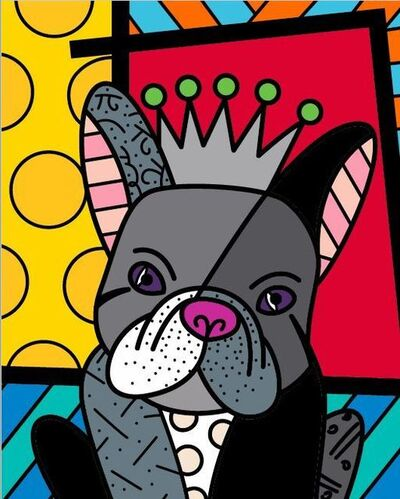 Romero Britto, 'Royalty (Ed No.035)', 2020
