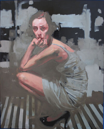 "Michael Carson, '""Resurface""', 2019"