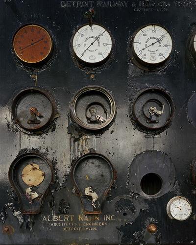 Andrew Moore, 'Pressure Panel, Marine Terminal, Detroit', 2009