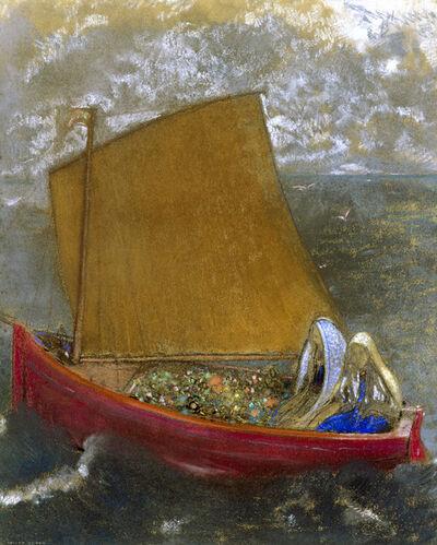 Odilon Redon, 'La Voile jaune (The Yellow Sail)', ca. 1905