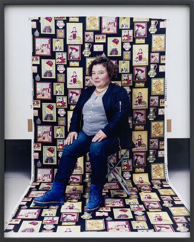Annette Kelm, 'Judith, old Masters', 2014
