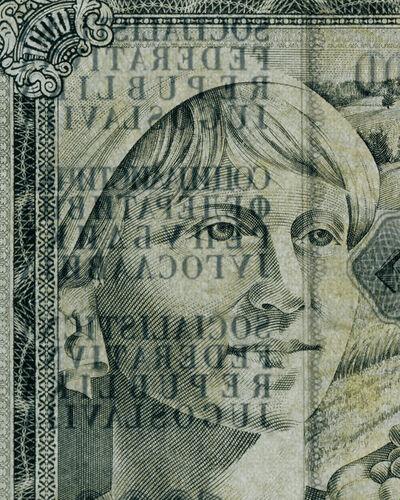 Lottie Davies, 'Yugoslavia, 1000 Dinars', 2014