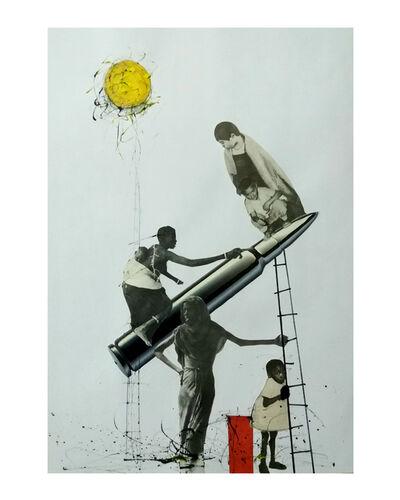 Jormay González Monduy, 'Bajo el mismo sol / Under the same sun', 2020