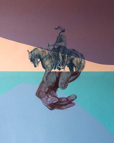 Moncho 1929, 'American Quixote', 2018