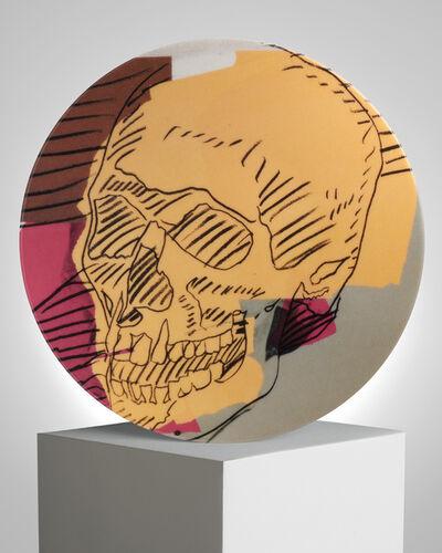 Andy Warhol, 'Skull Beige', ca. 2019
