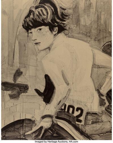 Elizabeth Peyton, 'John', 2000
