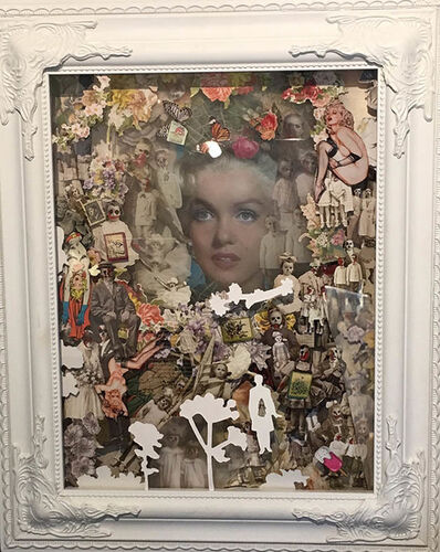 Paul Horn, 'Ghost of Marilyn', 2018
