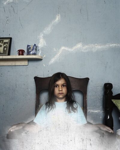 Paul Thulin-Jimenez, 'At the Right Hand of God in the Little Bedroom', 2012