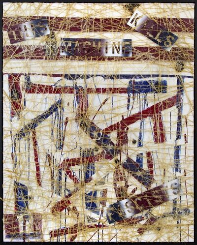 Bernie Taupin, 'When Woodie Guthrie Left Oklahoma', 2015