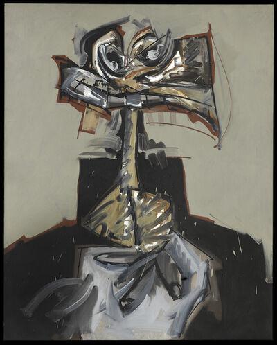 Antonio Saura, 'Raquel', 1967