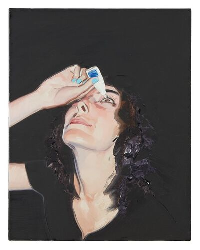 Sam McKinniss, 'Clear Eyes', 2015