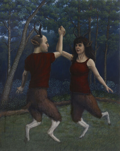 Sandra Yogi, 'Dance of the Fauns', 2019
