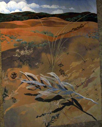 Amanda Richardson, 'Faded Flowers, Coral Dunes'