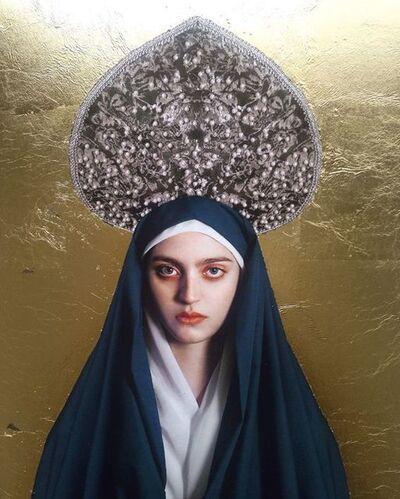 Romina Ressia, 'Madonna II', 2016
