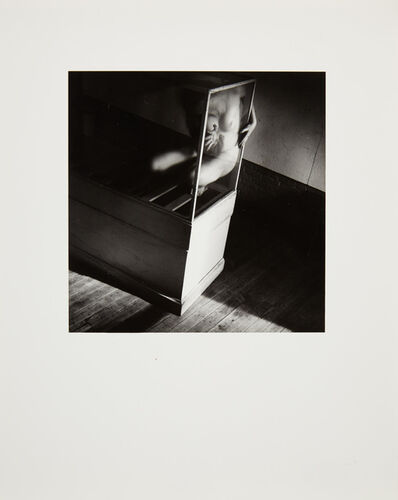 Francesca Woodman, 'Group of three gelatin silver prints; Each Untitled [Providence, Rhode Island]', 1970s