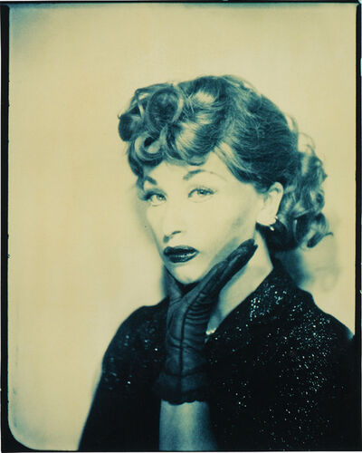 Cindy Sherman, 'Lucille Ball', Photographed in 1975-printed in 2001