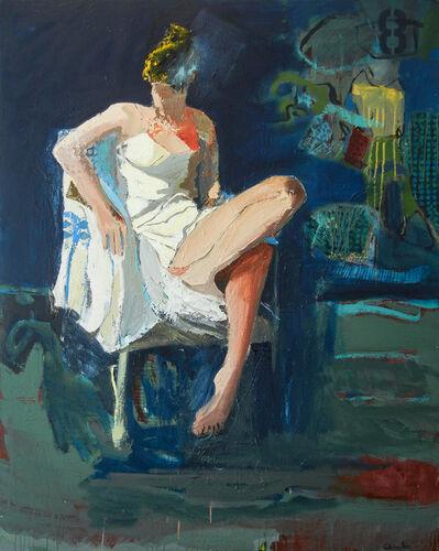 Linda Christensen, 'Content', 2020