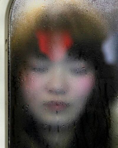Michael Wolf (b. 1954), 'Tokyo Compression#106', 2010