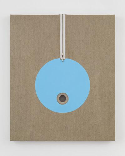Donald Moffett, 'Lot 082007/20 (IOo, catabolic blue)', 2007/2020