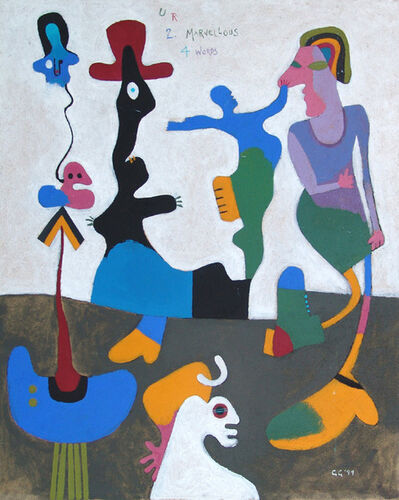 George Gordienko, 'You are too Marvellous ', 1999
