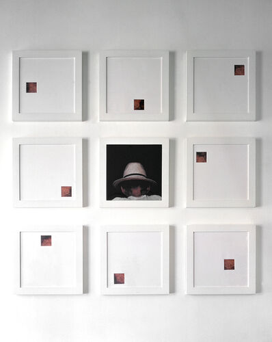 Alfredo Jaar, 'The Body is the Map', 1990