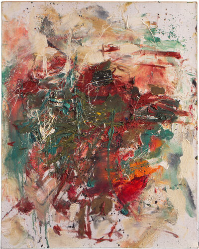 Joan Mitchell, 'Vert Galant'