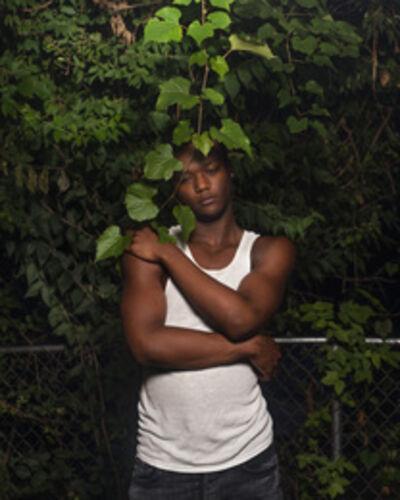 Tavon Taylor, 'Deandre/Foliage, 06/20', 2020