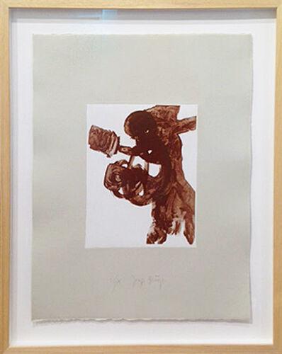 Joseph Beuys, 'Schwurhand - Fötus', 1980